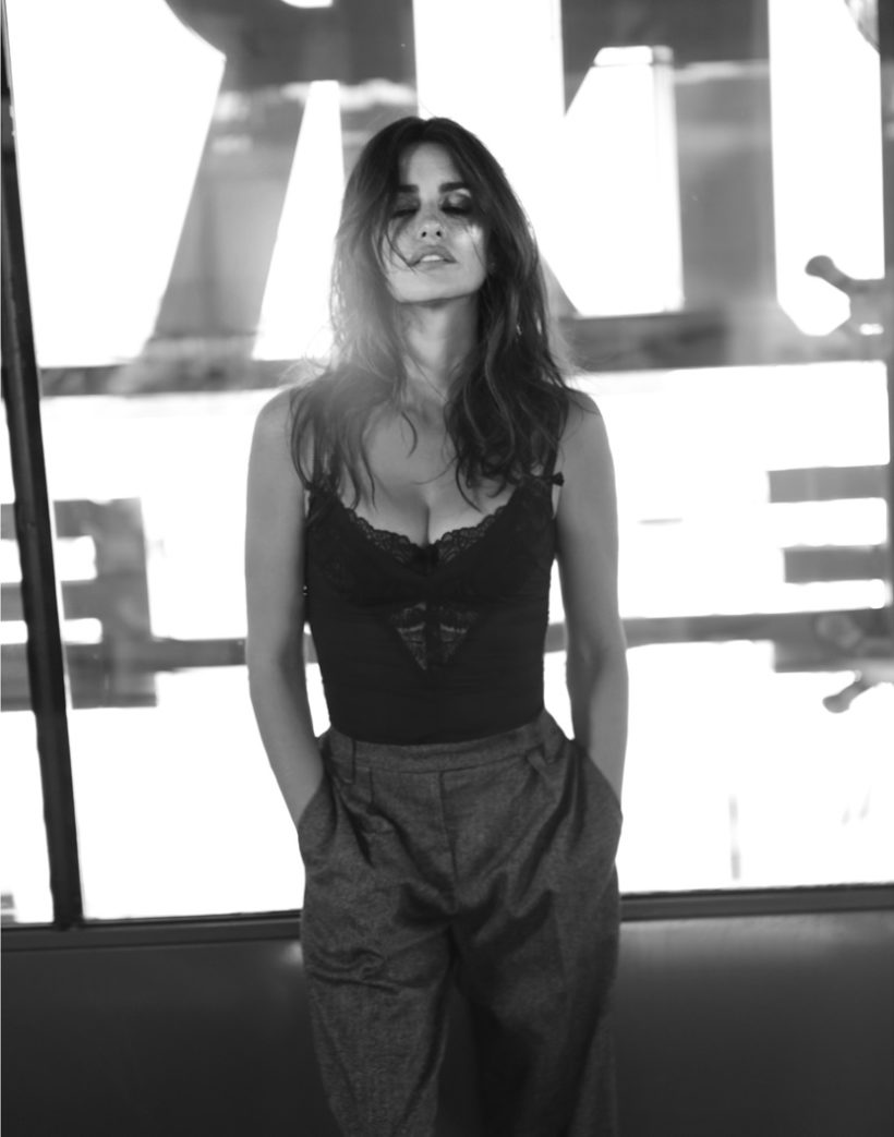 Penelope Cruz By Chantelle Dosser For Flaunt Magazine 2016 The Good Times Issue (4)