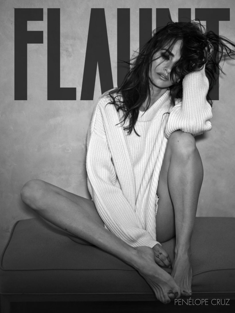 Penelope Cruz By Chantelle Dosser For Flaunt Magazine 2016 The Good Times Issue (7)