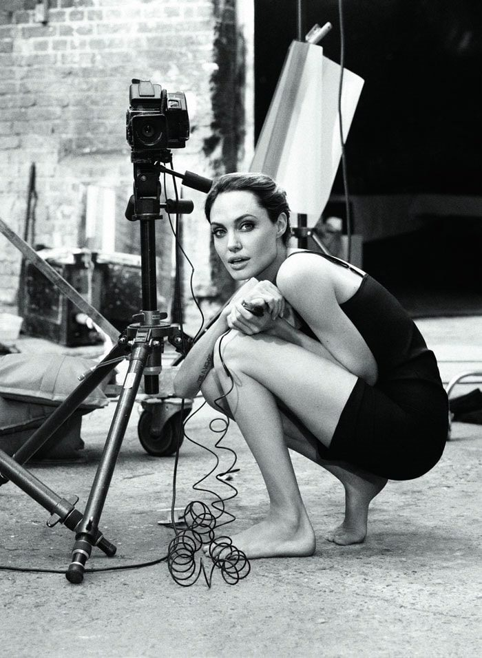 Angelina Jolie By Alexei Hay For Marie Claire January 2012 (5)