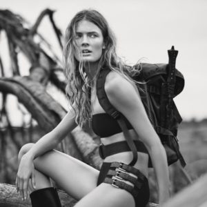 Constance Jablonski By Boo George For Porter Magazine Summer Escape 2016