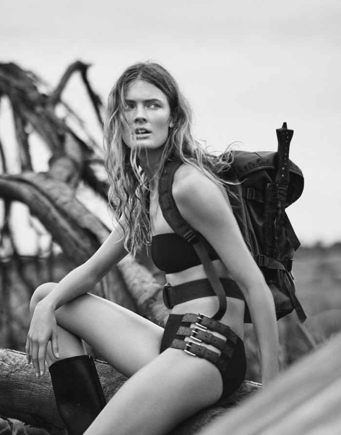 Constance Jablonski By Boo George For Porter Magazine Summer Escape 2016 (1)