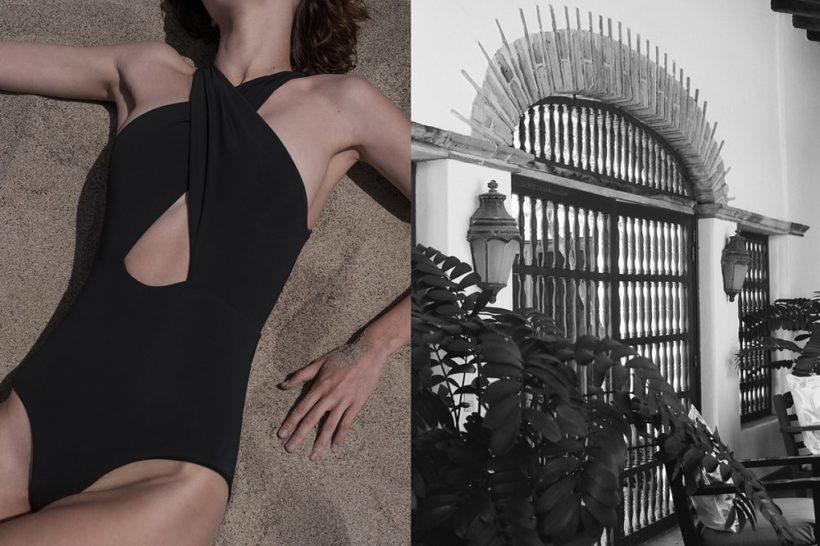 Emma Riskin by Bennet Perez For Shaina Mote Swim 2016 Lookbook (11)