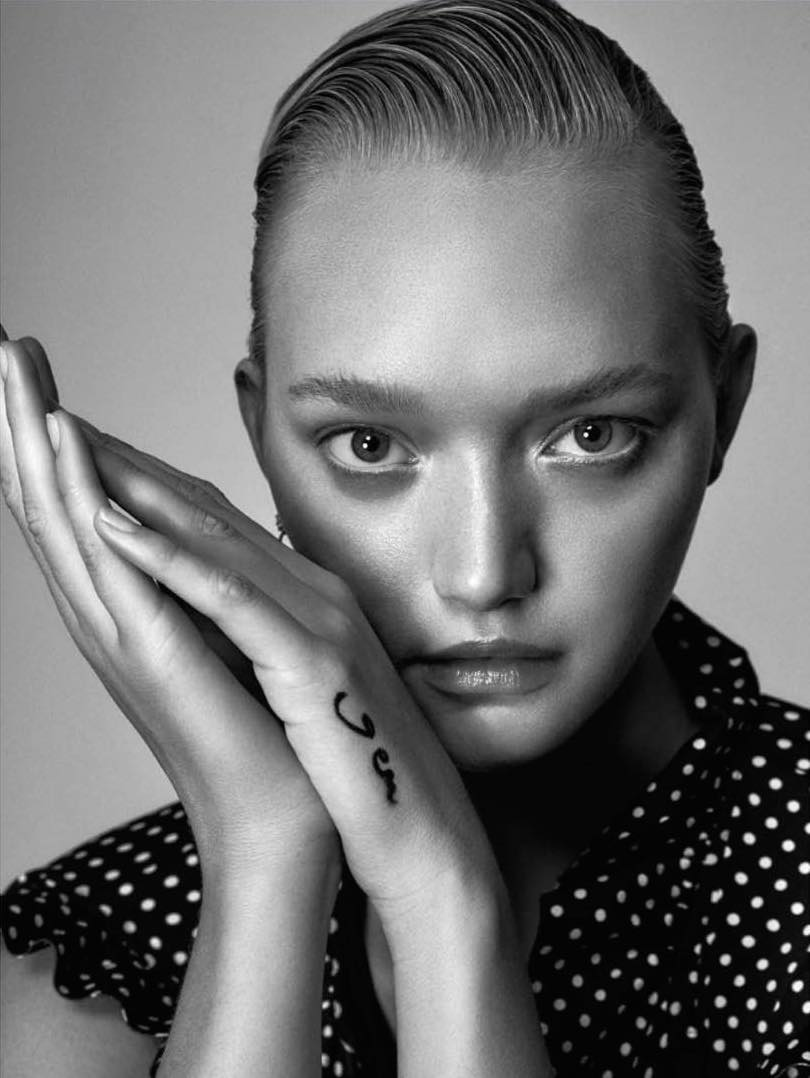 Gemma Ward by Darren McDonald for Inprint No.2 Spring-Summer 2016 (2)