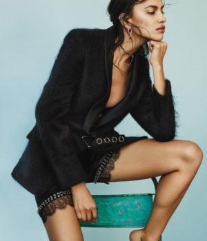 Irina Shayk By Alique For Glamour Magazine July 2016