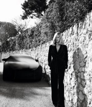 Iselin Steiro by Mikael Jansson for Vogue Paris June 2016