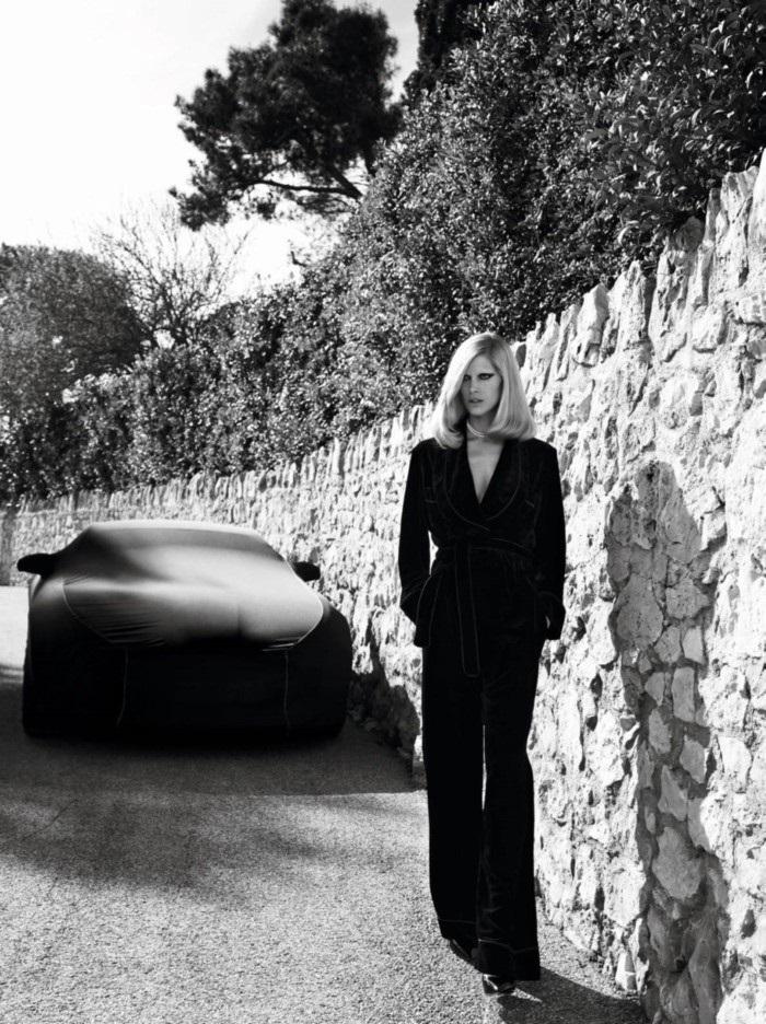 Iselin Steiro by Mikael Jansson for Vogue Paris June 2016 (1)
