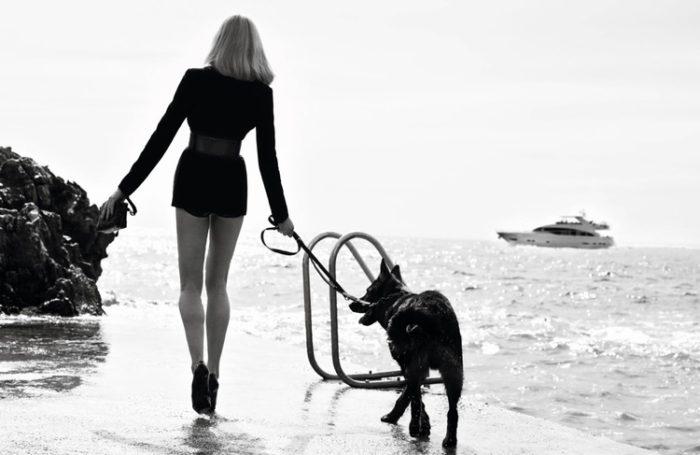 Iselin Steiro by Mikael Jansson for Vogue Paris June 2016 (2)