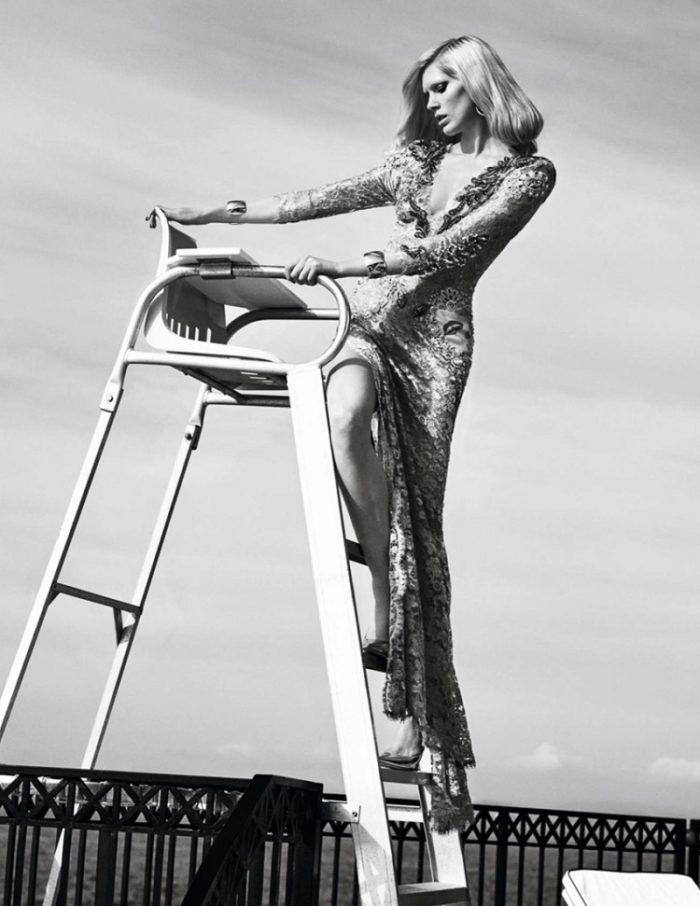 Iselin Steiro by Mikael Jansson for Vogue Paris June 2016 (3)