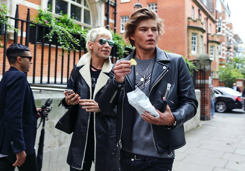 London Men S Fashion Week Spring 2017 Street Style