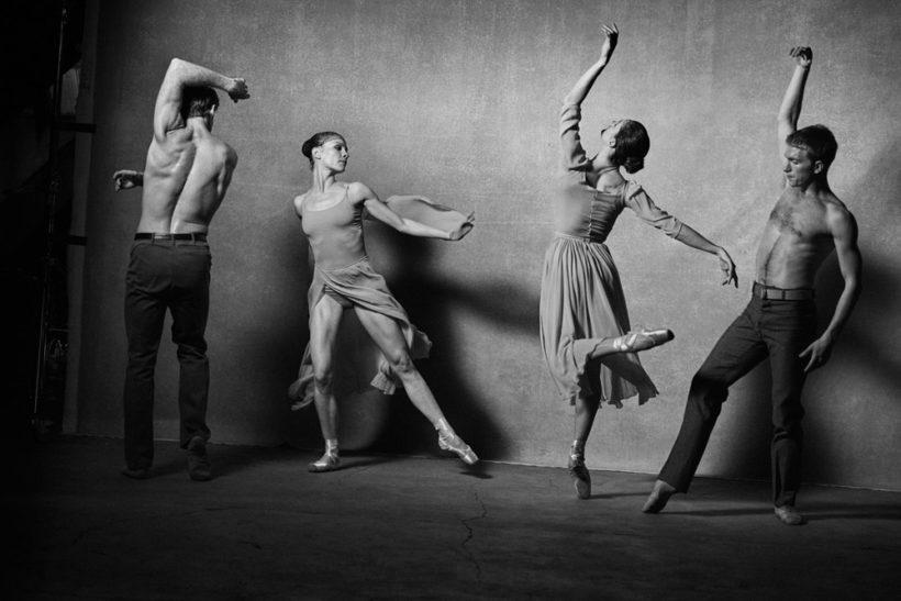 New York City Ballet 2016-2017 Season Series By Peter Lindbergh (11)