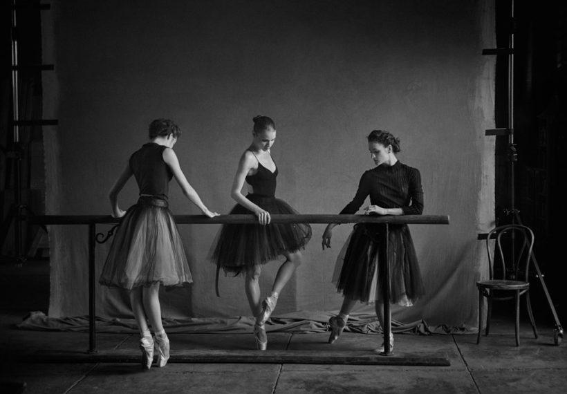 New York City Ballet 2016-2017 Season Series By Peter Lindbergh (15)