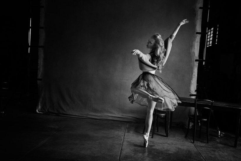 New York City Ballet 2016-2017 Season Series By Peter Lindbergh (4)