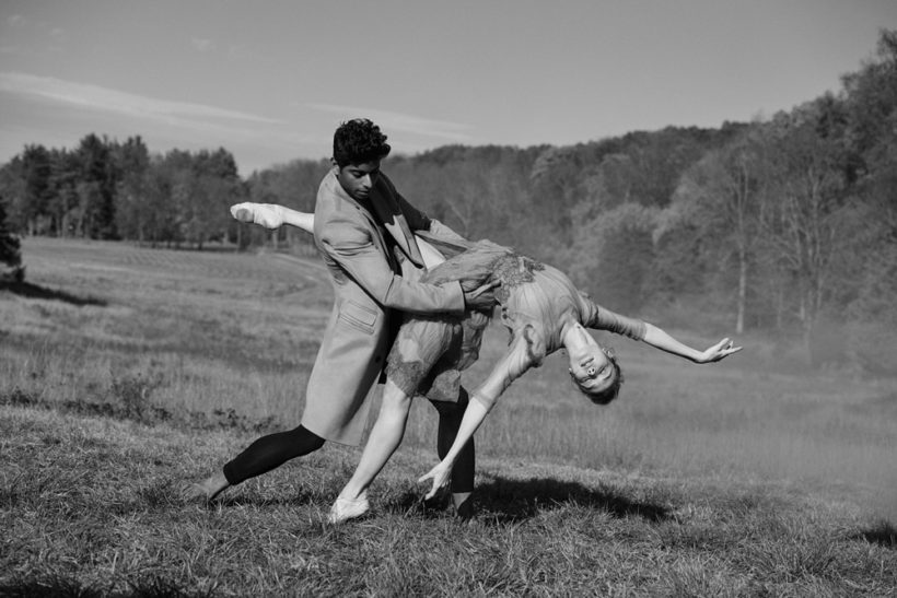 New York City Ballet 2016-2017 Season Series By Peter Lindbergh (8)