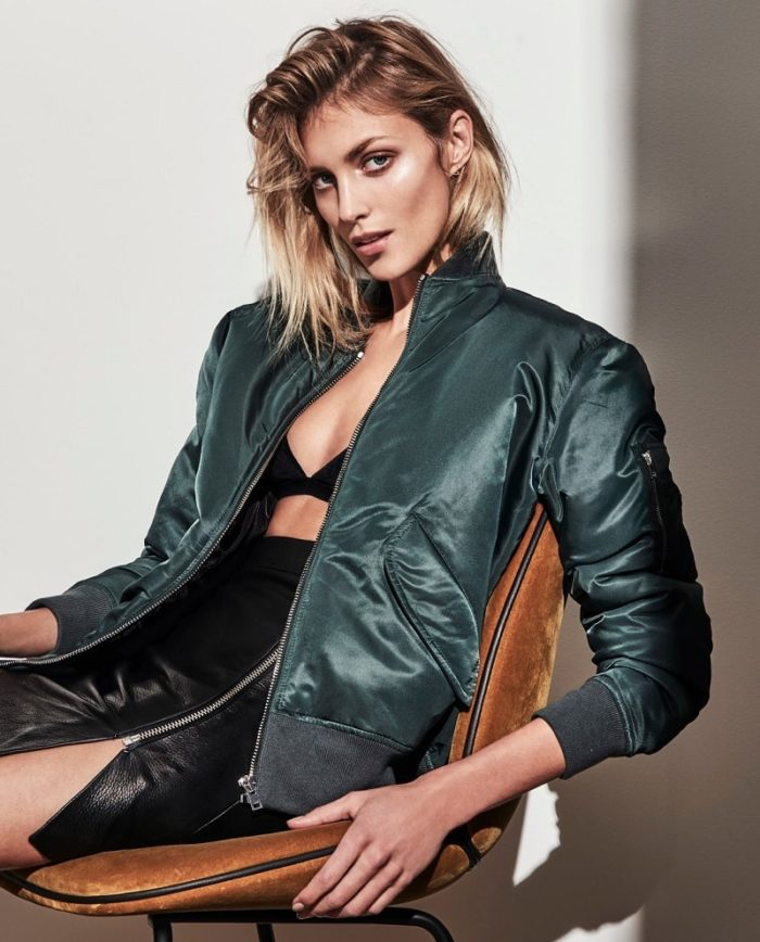 Anja Rubik by Chris Colls For The Edit Magazine June 2016 (1)