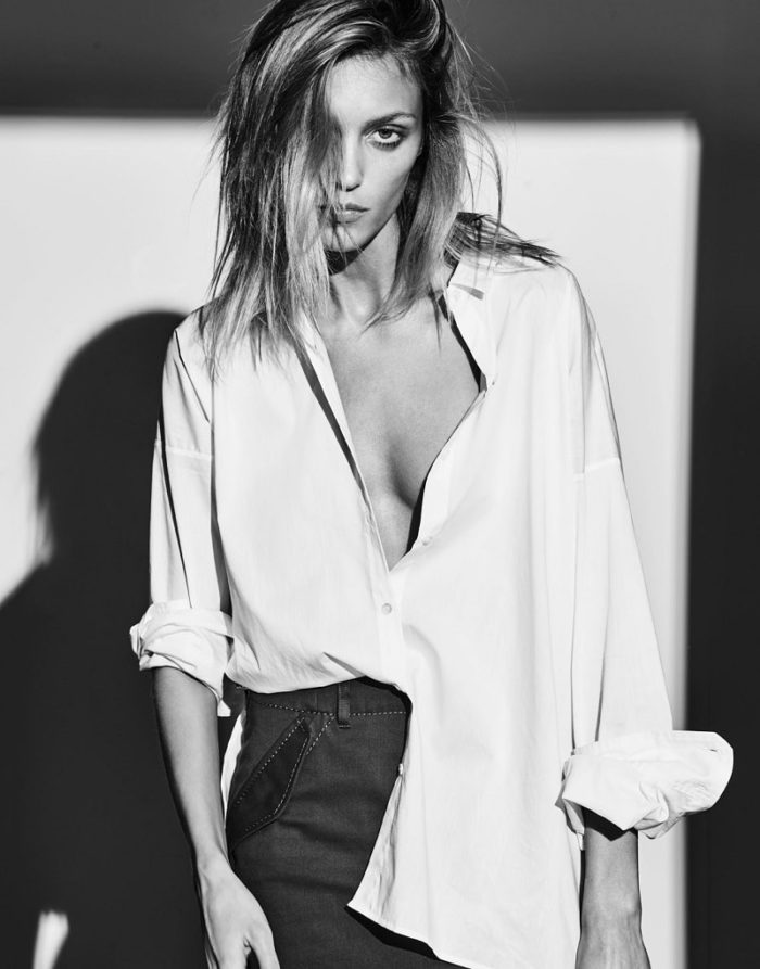 Anja Rubik by Chris Colls For The Edit Magazine June 2016 (3)