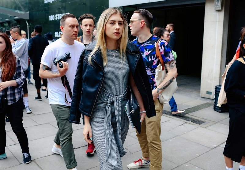 London Men's Fashion Week Spring 2017 Street Style (11)