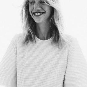 Franzi Frings By James Brodribb For Vogue Ukraine September 2016