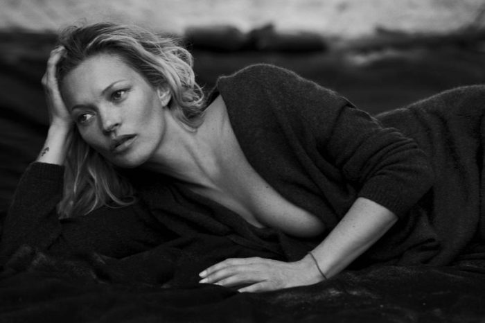 Kate Moss By Peter Lindbergh For Naked Cashmere Fall 2016 Ad Campaign (1)
