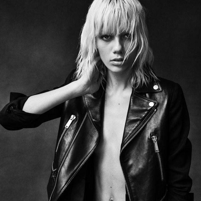 Marjan Jonkman by Sebastian Kim for Models.com