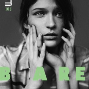 Rachel Nutt By Gabriela Celeste For Bare Journal Spring-Summer 2015