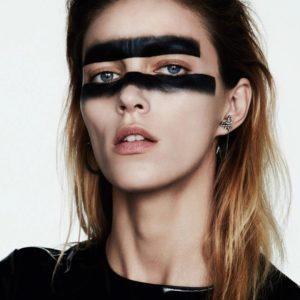 Anja Rubik By Ben Hassett For Vogue Paris September 2016