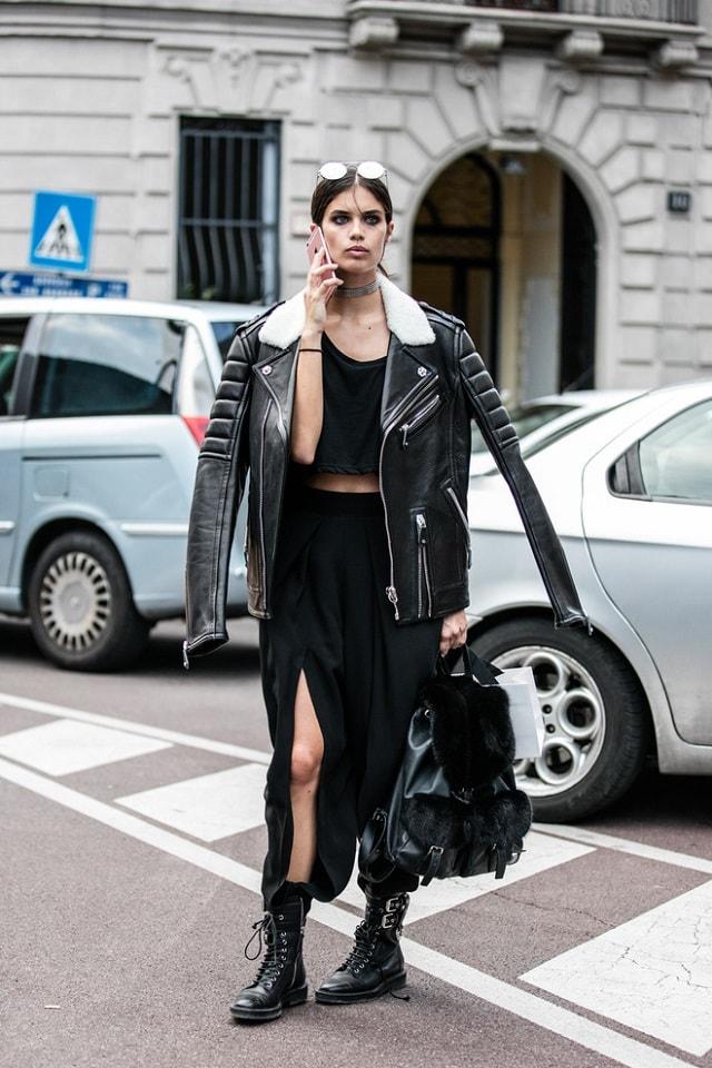 Milan Fashion Week Spring 2017 Street Style Mfw Spring 2017 6 Minimal Visual