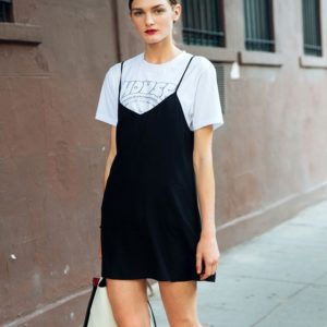 Image result for BLACK AND WHITE street style 2017 spring