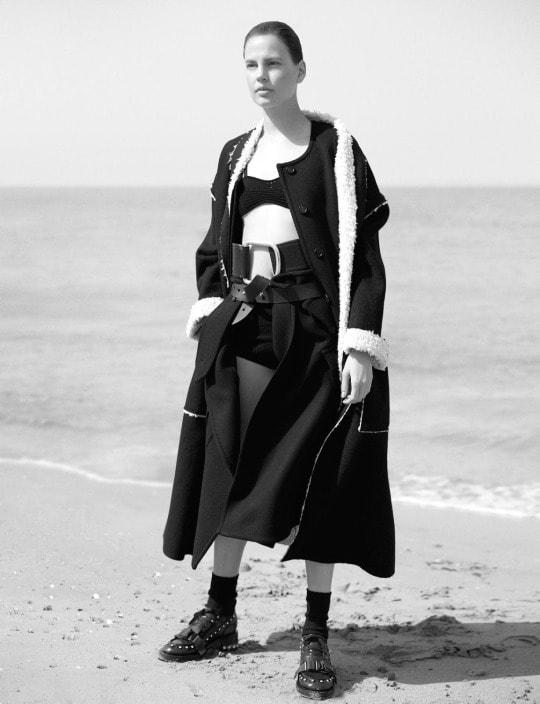 Elisabeth Erm By Alex Cayley For Amica Magazine October 2016