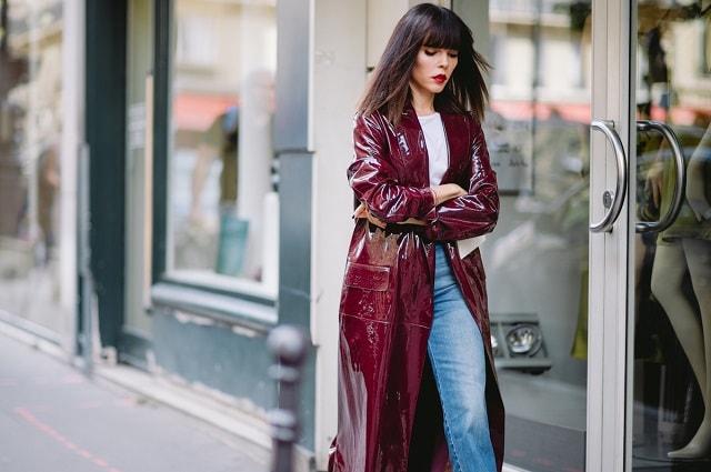 Paris Fashion Week Spring 2017 Street Style