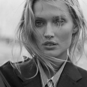 Toni Garrn By Matthew Brookes For GQ Germany November 2016