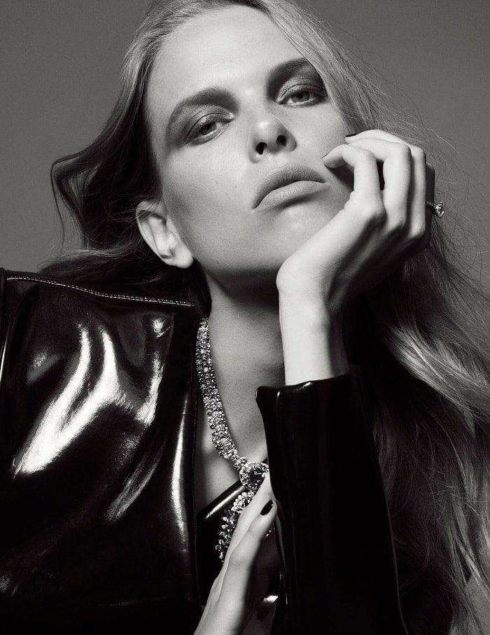 Lina Berg by Philip Gay for Vogue Espana December 2016