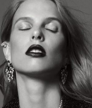 Lina Berg By Philip Gay For Vogue Espana