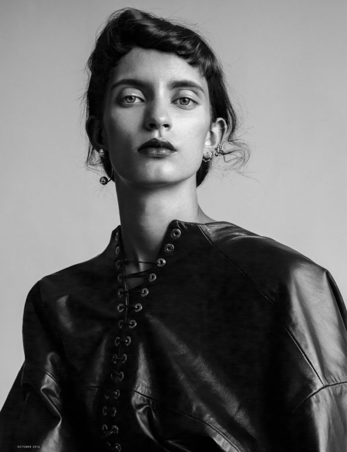 Mara by David Ajkai for The Ones To Watch First Impression