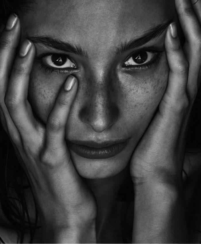 Alexandra Agoston By Chris Colls For Porter Magazine Winter 2016