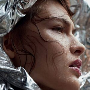Grace Elizabeth By Camilla Akrans For Vogue Germany January 2017