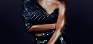 Back To Black: Jasmine Tookes By Andrew Yee