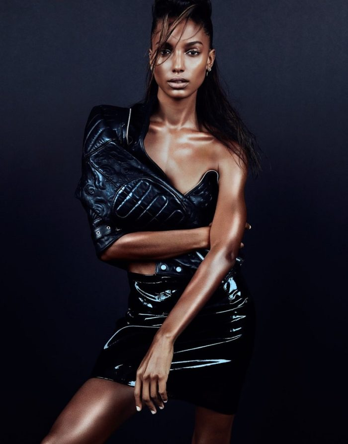 Jasmine Tookes By Andrew Yee For Models.com December 2016