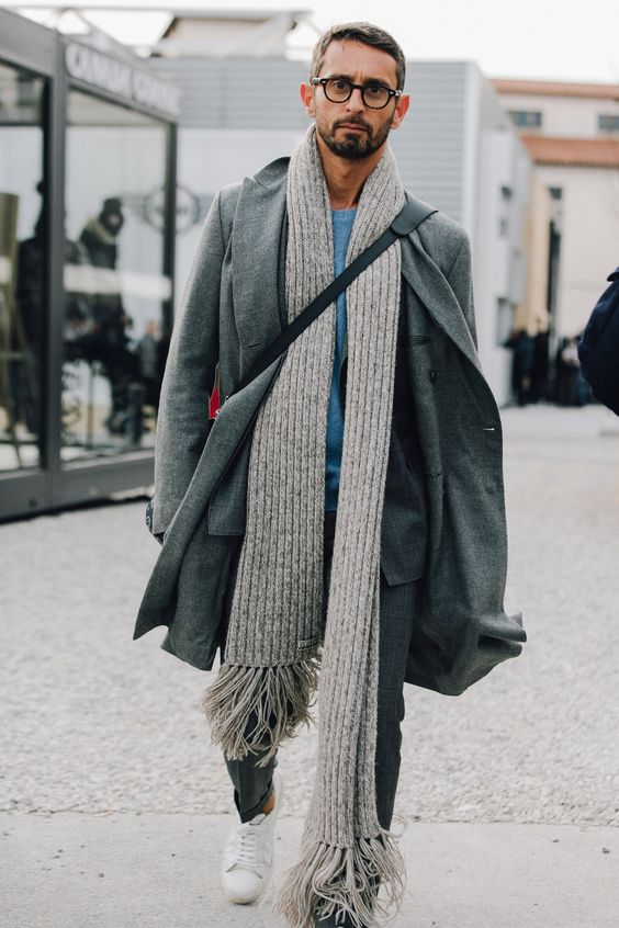 Milan Men S Fashion Week Fall 2017 Street Style Minimal Visual