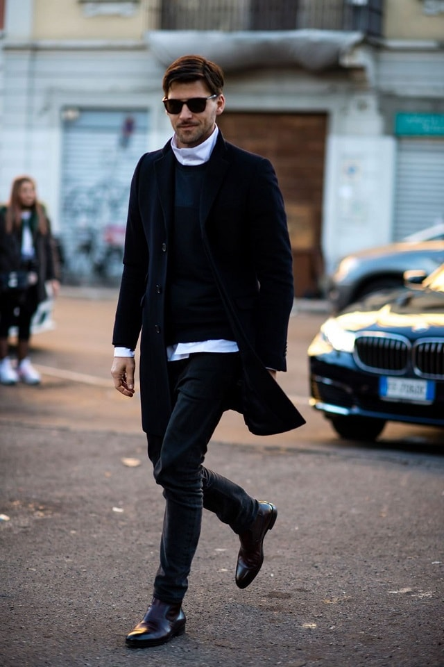 Milan Men's Fashion Week Fall 2017 Street Style