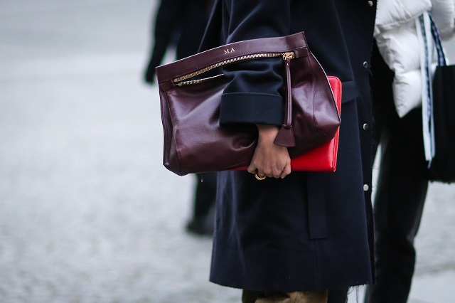 Paris Couture Spring 2017 Street Style Shoes Bags