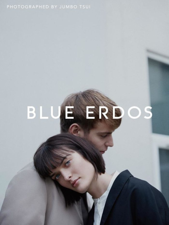 Blue Erdos Spring-Summer 2017 Ad Campaign