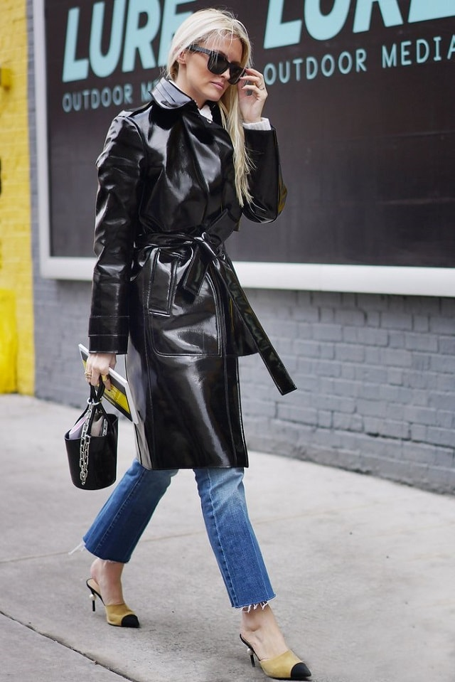 New York Fashion Week Fall 2017 Street Style Minimal Visual