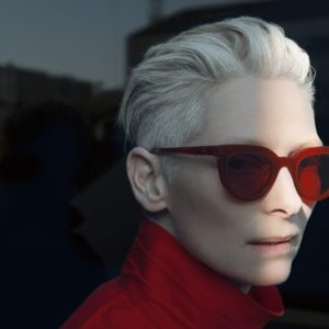 Tilda Swinton x Gentle Monster 2017 Ad Campaign Erik Madigan Heck