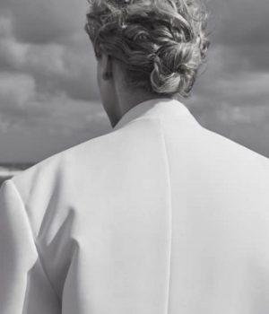 Franzi Frings For Harper's Bazaar Russia April 2017