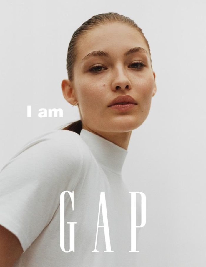 Grace Elizabeth By Tyrone Lebon For Gap Spring 2017