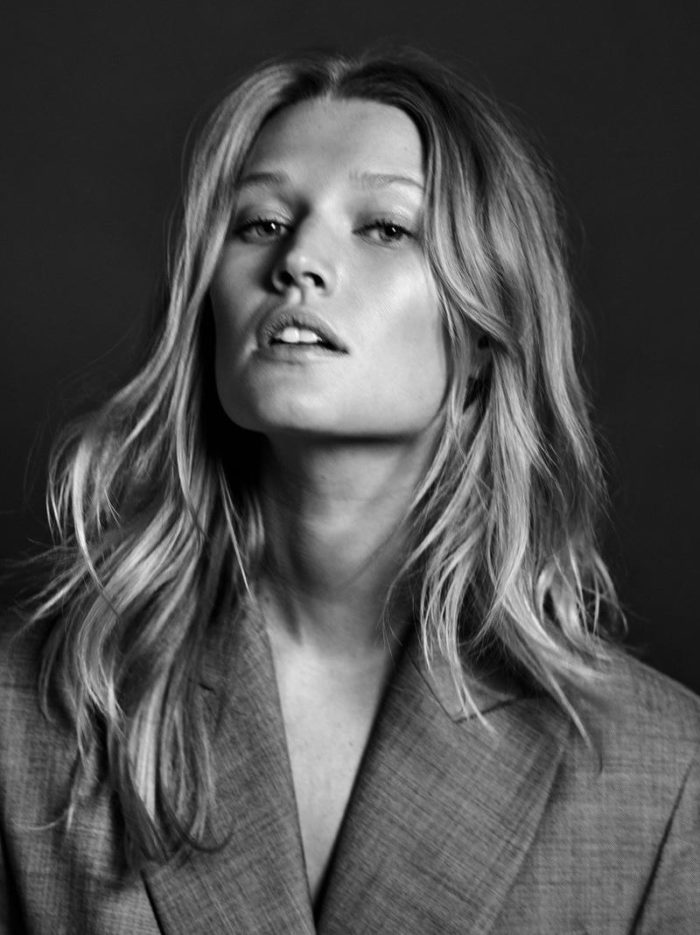 Toni Garrn By Kristian Schuller For Icon Magazine February 2017