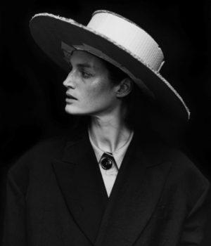 Outside the Box: Jack Davison For Vogue UK April 2017