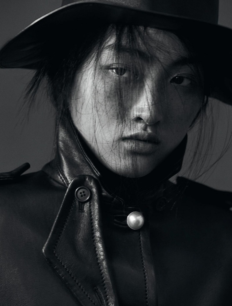 Jing Wen By Txema Yeste For Numero Magazine March 2017