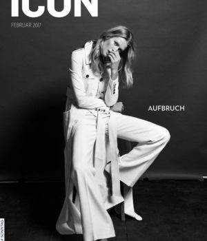 Toni Garrn By Kristian Schuller For Icon Magazine