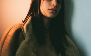 Model Irene Guarenas By Sara Sani